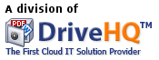 DriveHQ Cloud IT Service: Cloud File Storage, Backup, Sharing & FTP Hosting